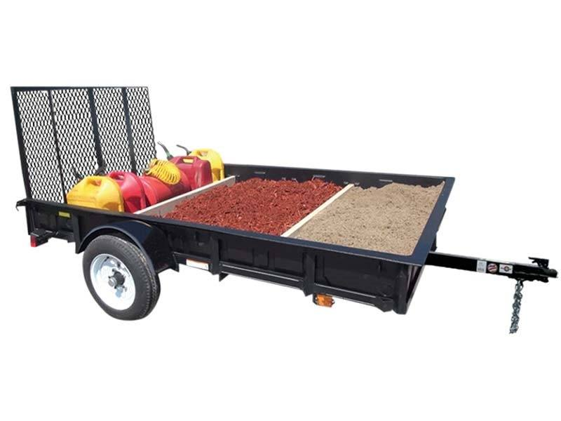 2017 Carry-On Trailers 5X10GBL in Saint Johnsbury, Vermont