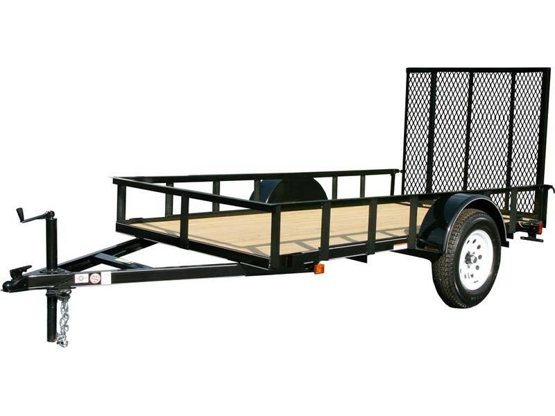2017 Carry-On Trailers 5X10GW in Saint Johnsbury, Vermont