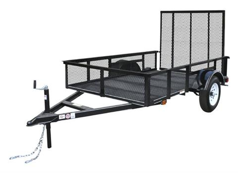 2017 Carry-On Trailers 5X10GWHS in Kansas City, Kansas