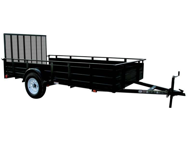 2017 Carry-On Trailers 6X12SSG in Saint Johnsbury, Vermont