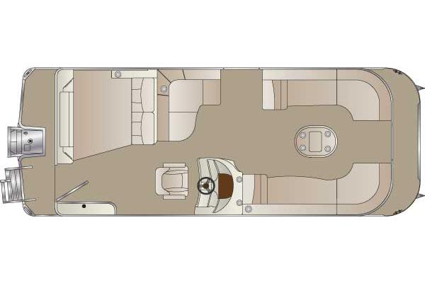 2012 Crest 230SLR Caribbean in Round Lake, Illinois