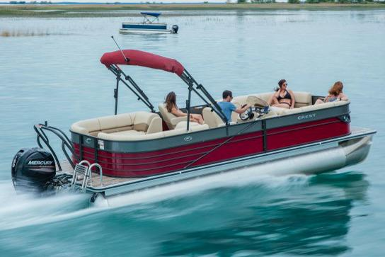 2017 Crest III 230 L in Round Lake, Illinois