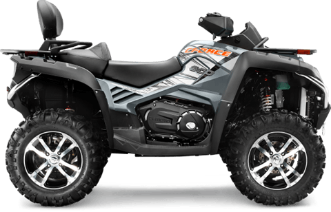 2016 CFMOTO CForce 800 EPS in Oklahoma City, Oklahoma