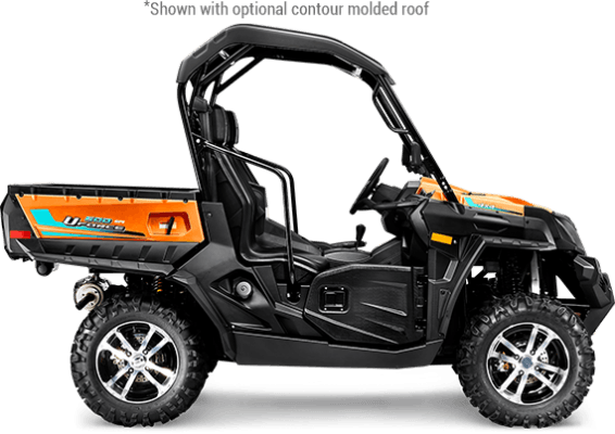 2016 CFMOTO UForce 500 HO EPS in Marshall, Texas