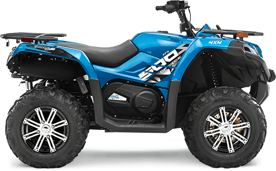 2017 CFMOTO CForce 500S EPS in Glen Burnie, Maryland
