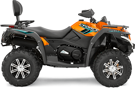 2017 CFMOTO CForce 500 HO EPS in Oakdale, New York
