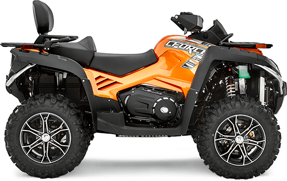 2017 CFMOTO CForce 800 EPS in Newport, Maine