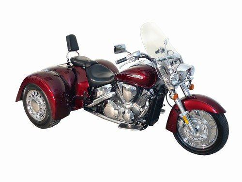 2016 Champion Trikes VTX 1300 Solid Axle Kit in Sumter, South Carolina