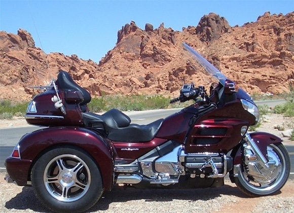 2017 Champion Trikes Goldwing 1800 Solid Axle Kit in Colorado Springs, Colorado