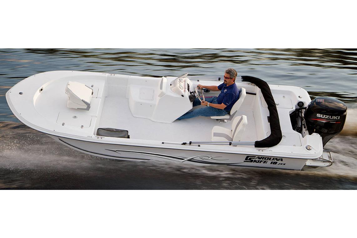 2016 Carolina Skiff 18 JVX SC in Stuart, Florida