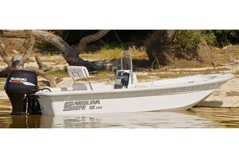 2017 Carolina Skiff 16 JVX CC in Lake City, Florida
