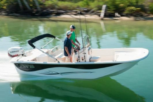 2017 Carolina Skiff 258 DLV in Lake City, Florida