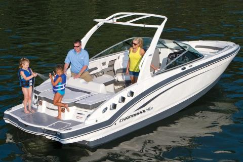 2015 Chaparral 246 SSi in Round Lake, Illinois