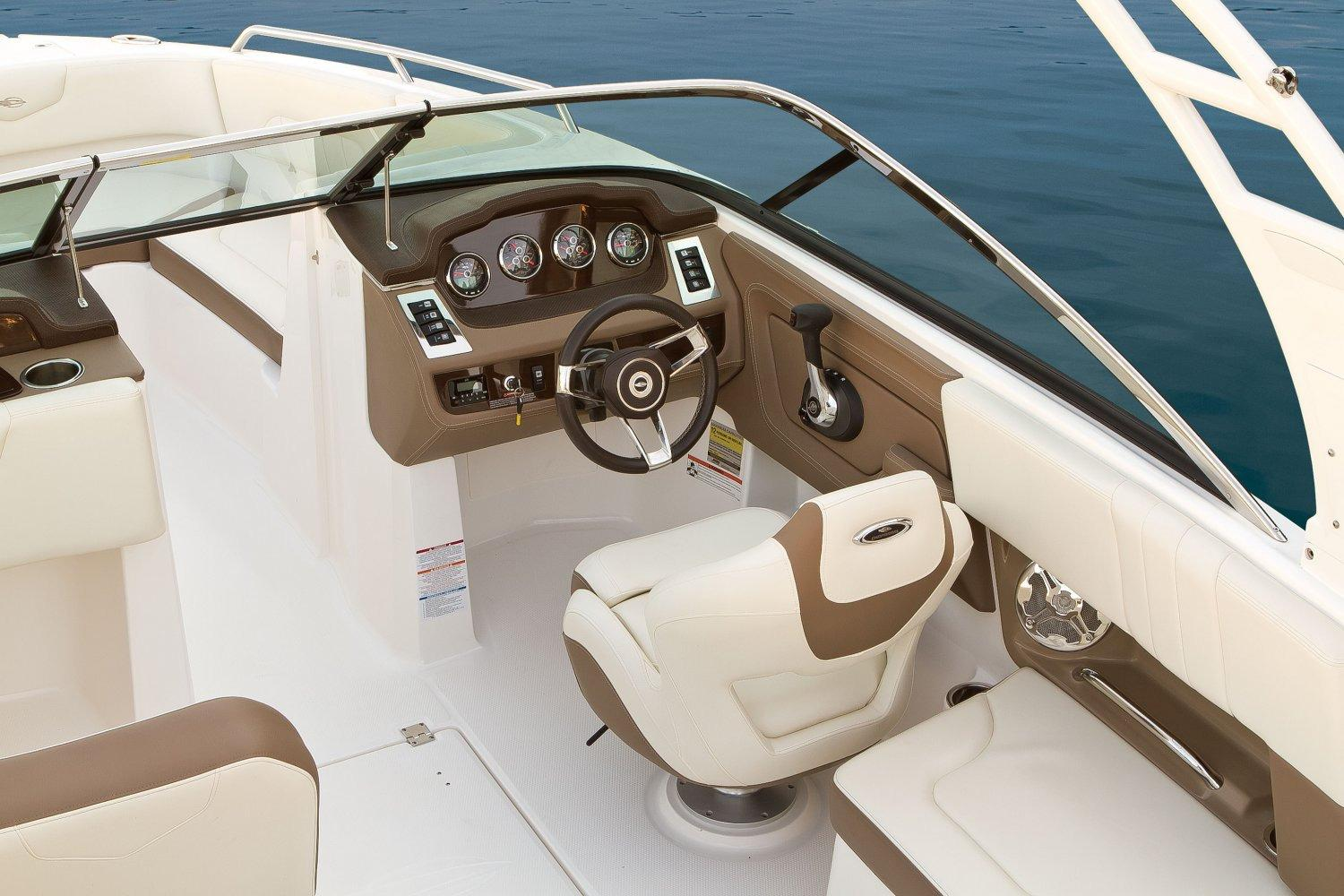 2017 Chaparral 227 SSX in Round Lake, Illinois