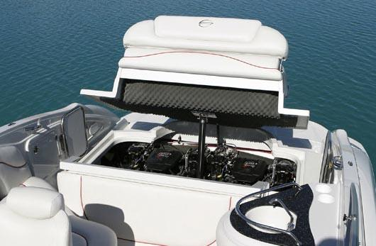 2015 Crownline 325 SS in Fort Smith, Arkansas