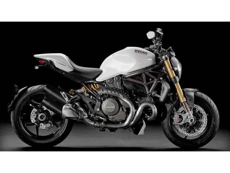 2014 Ducati Monster 1200 S in Orlando, Florida