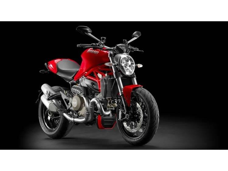 2015 Ducati Monster 1200 in Daytona Beach, Florida