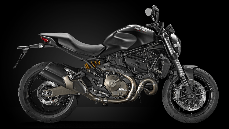 2015 Ducati Monster 821 Dark in Orlando, Florida