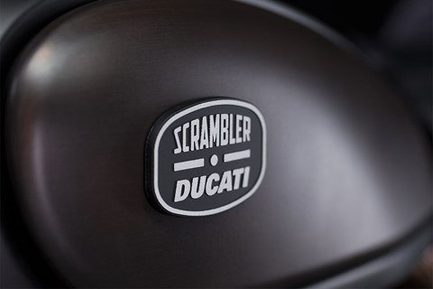 2016 Ducati Scrambler Italia Independent in Medford, Massachusetts