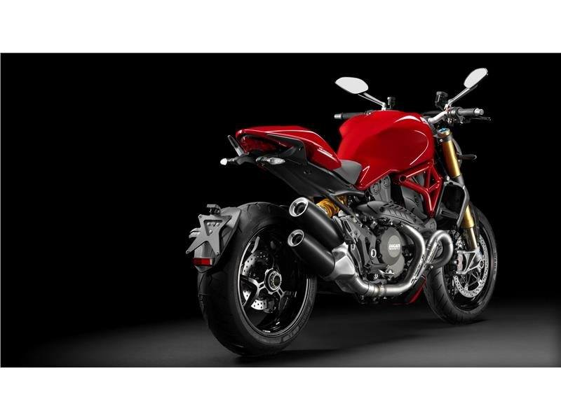 2016 Ducati Monster 1200 S in New Haven, Connecticut