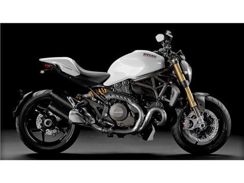 2016 Ducati Monster 1200 S in Johnson City, Tennessee