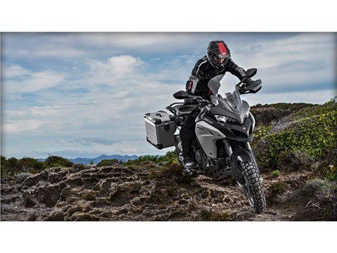2016 Ducati Multistrada 1200 Enduro in Miami, Florida