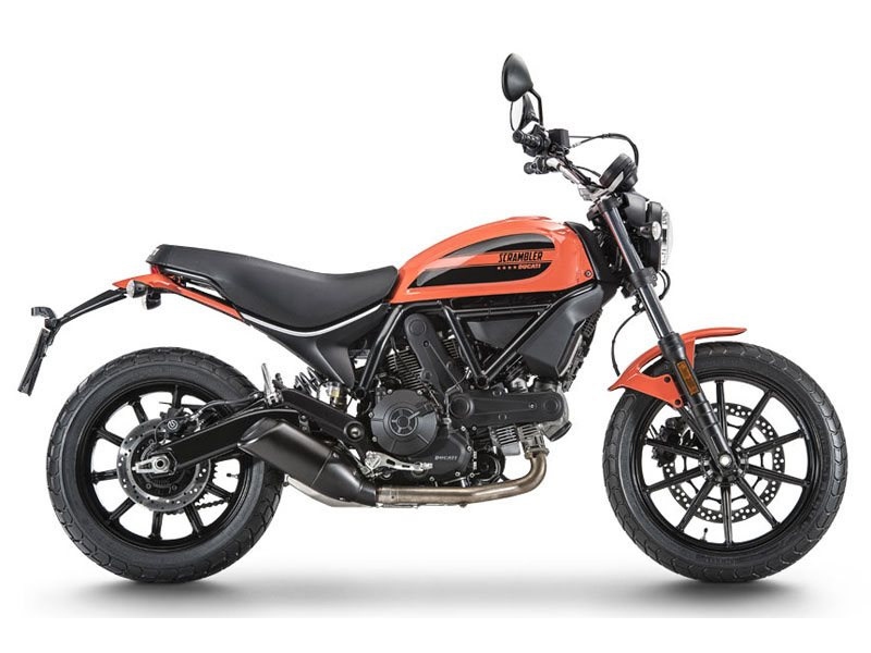 2017 Ducati Scrambler Sixty2 in Northampton, Massachusetts