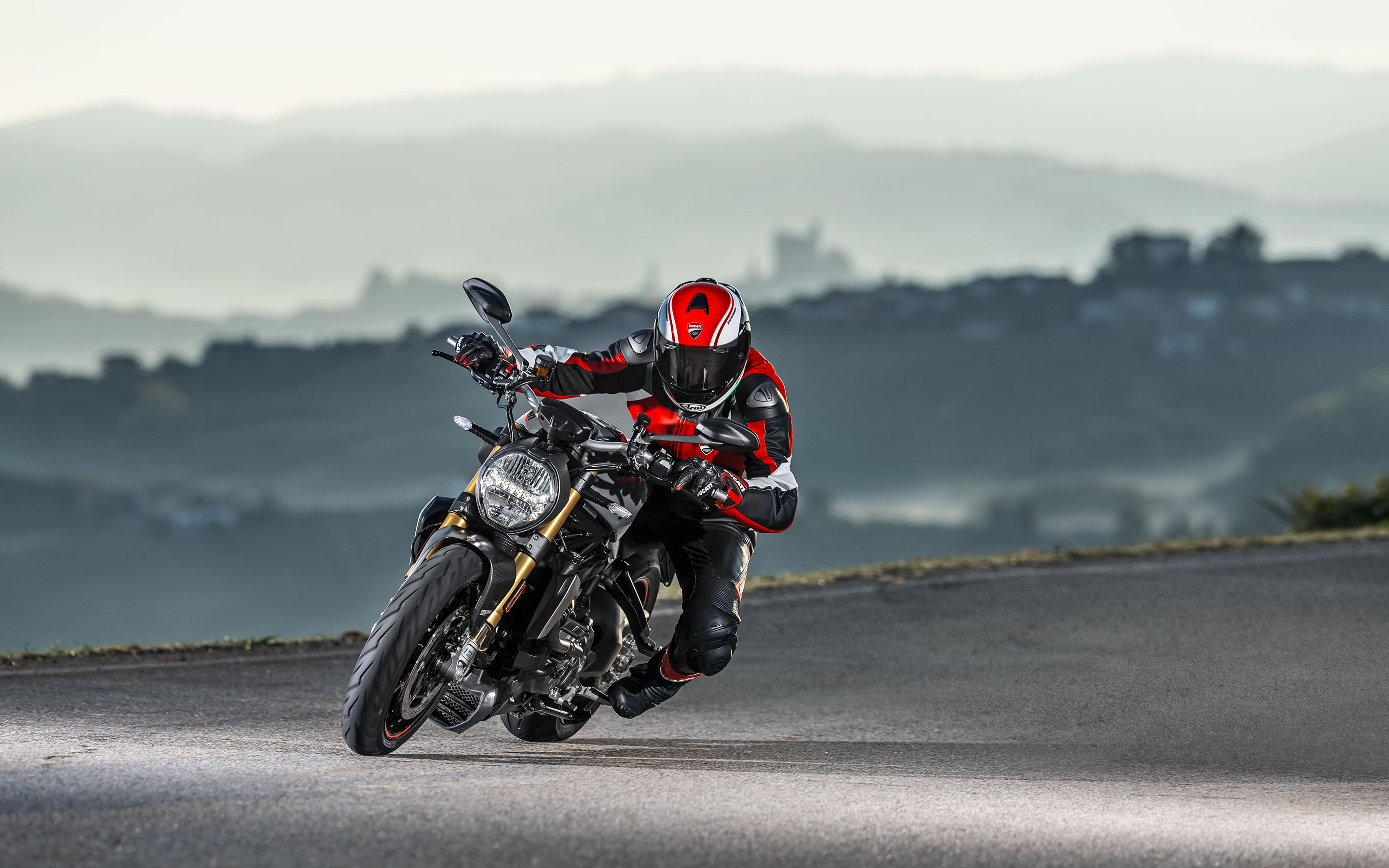 2017 Ducati Monster 1200 in Brea, California