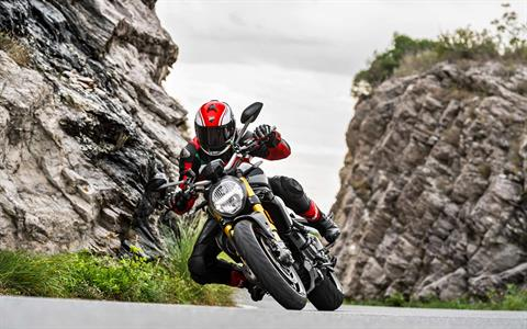 2017 Ducati Monster 1200 in Greenwood Village, Colorado