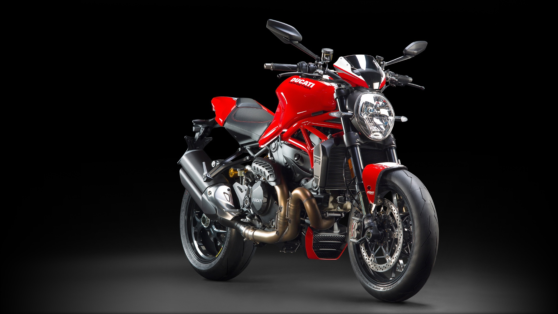 2017 Ducati Monster 1200 R in Gaithersburg, Maryland
