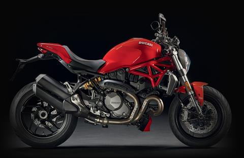 2017 Ducati Monster 1200 S in Medford, Massachusetts