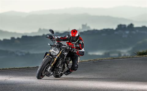 2017 Ducati Monster 1200 S in Brea, California