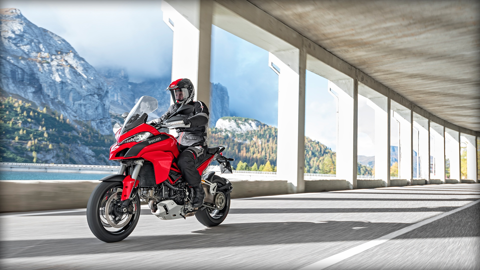 2017 Ducati Multistrada 1200 S in Springfield, Ohio