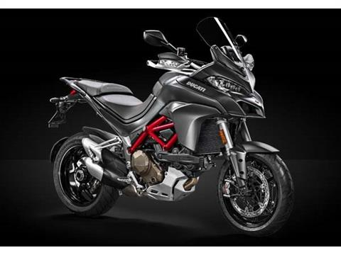 2017 Ducati Multistrada 1200 S in Greenwood Village, Colorado