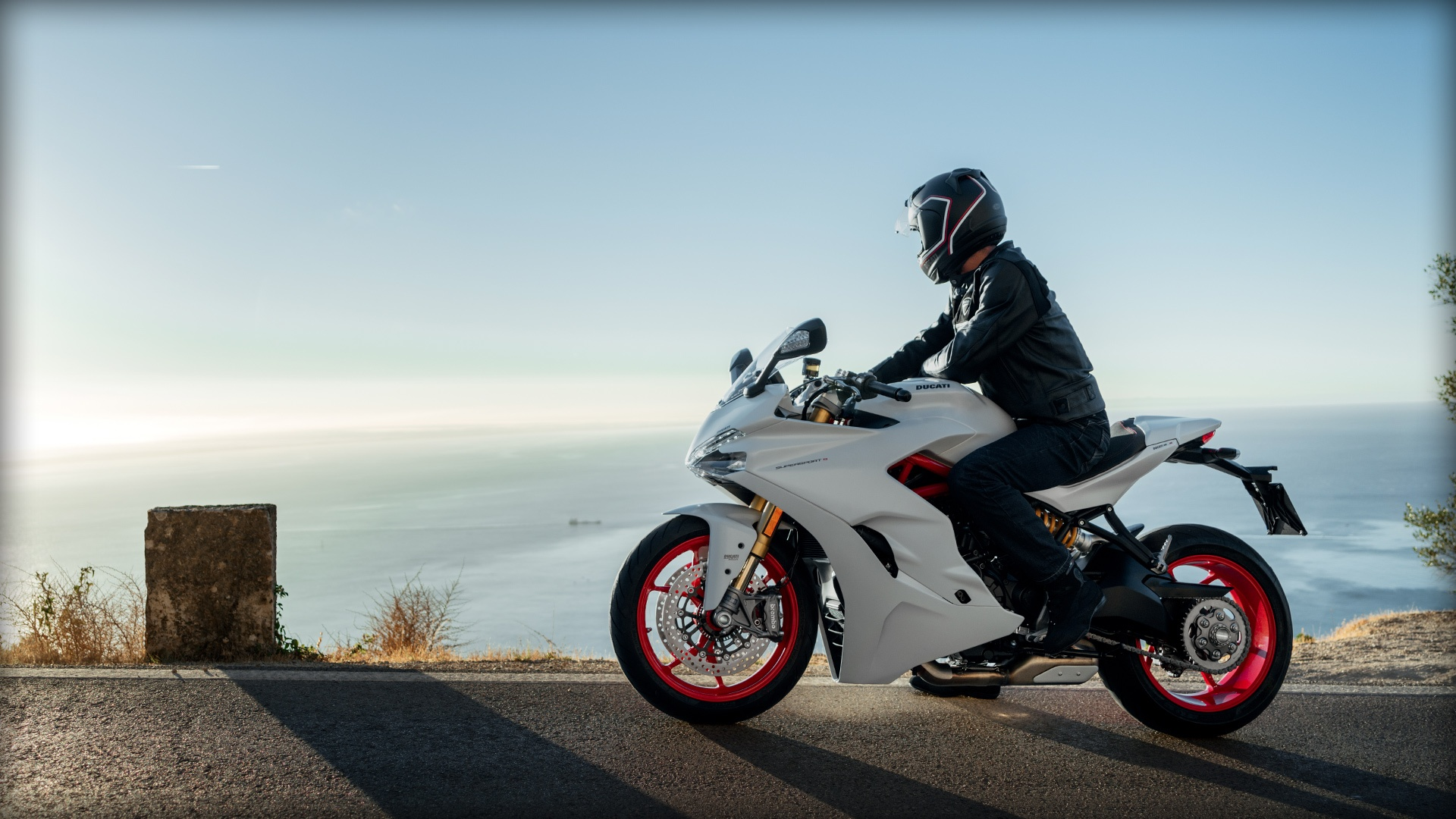2017 Ducati SuperSport S in Fort Montgomery, New York