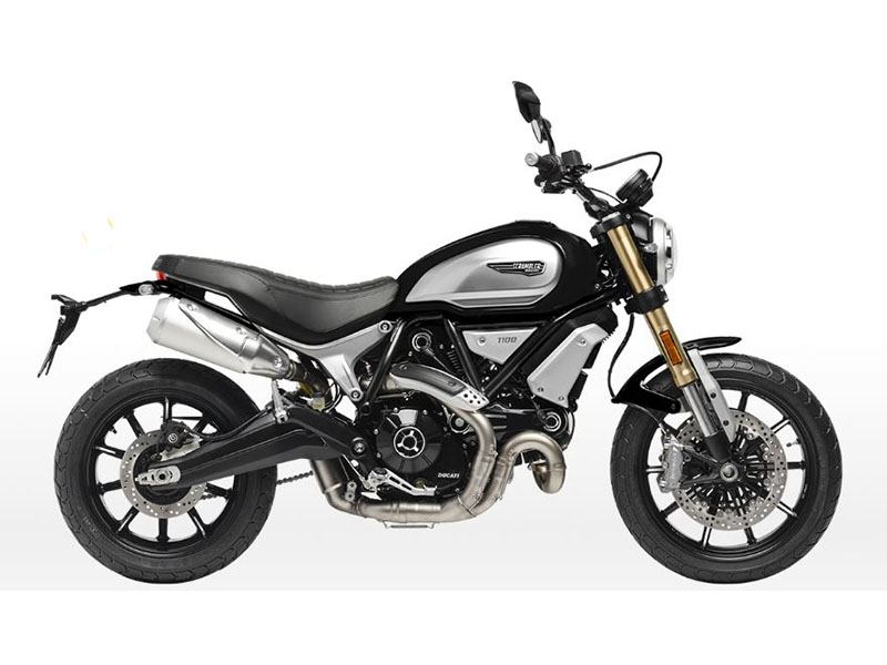 2018 Ducati Scrambler 1100 in New York, New York