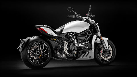 2018 Ducati XDiavel S in New York, New York
