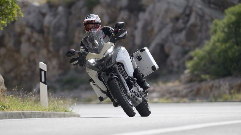 2020 Ducati Multistrada 1260 Enduro in Elk Grove, California - Photo 16