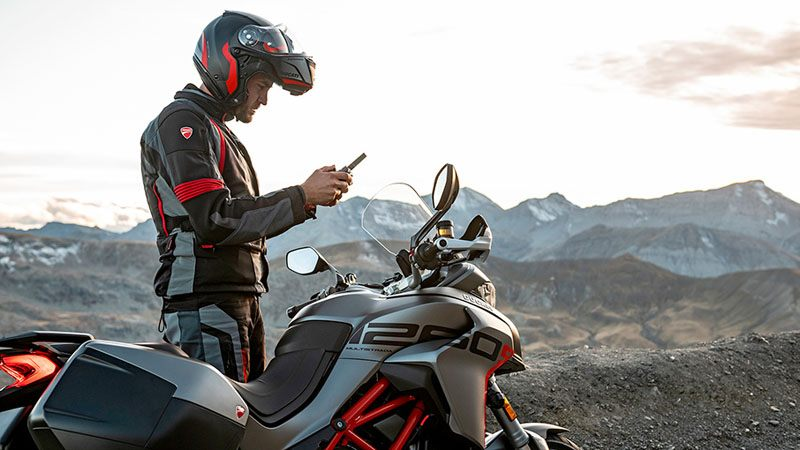 2020 Ducati Multistrada 1260 S Grand Tour in Elk Grove, California - Photo 16