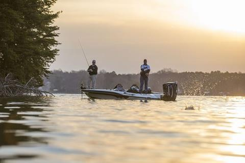 2016 Evinrude E10RL4 in Trego, Wisconsin
