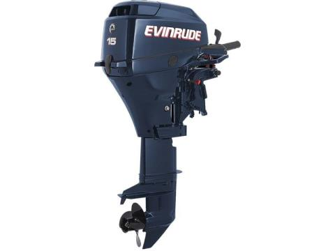 2016 Evinrude E15RL4 in Sparks, Nevada