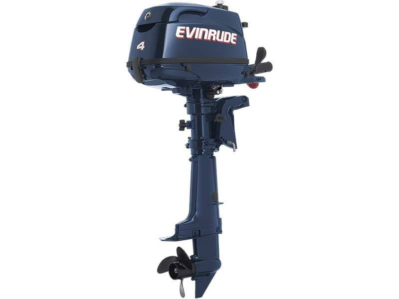 2016 Evinrude E4R4 in Sparks, Nevada