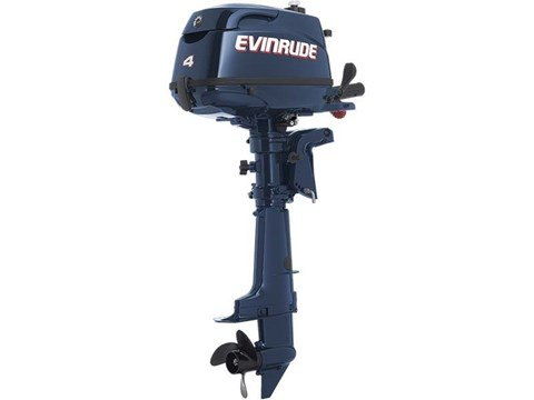 2016 Evinrude E4RL4 in Sparks, Nevada