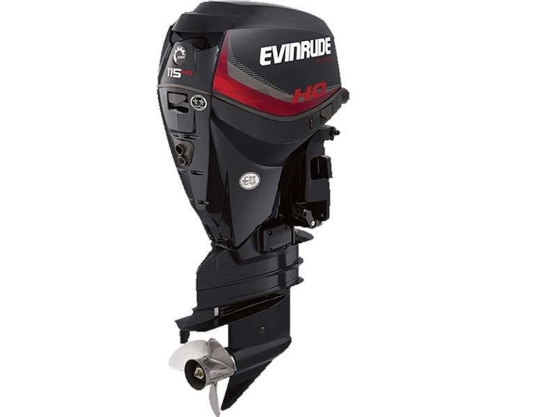 2016 Evinrude A115GHL in Sparks, Nevada