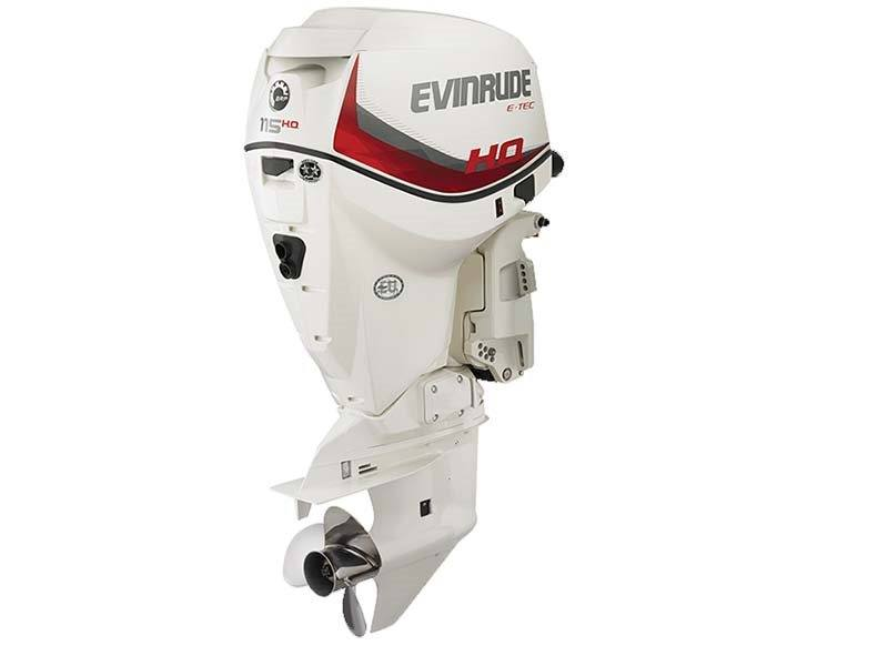 2016 Evinrude A115SHL in Sparks, Nevada