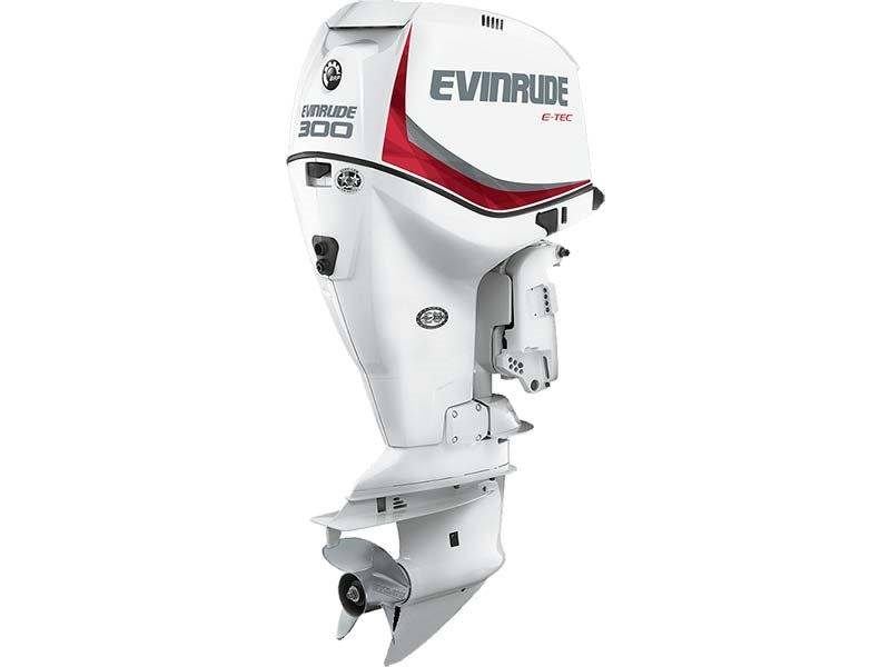2016 Evinrude E300DSL in Sparks, Nevada