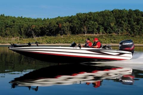 2016 Evinrude E40DSL in Trego, Wisconsin