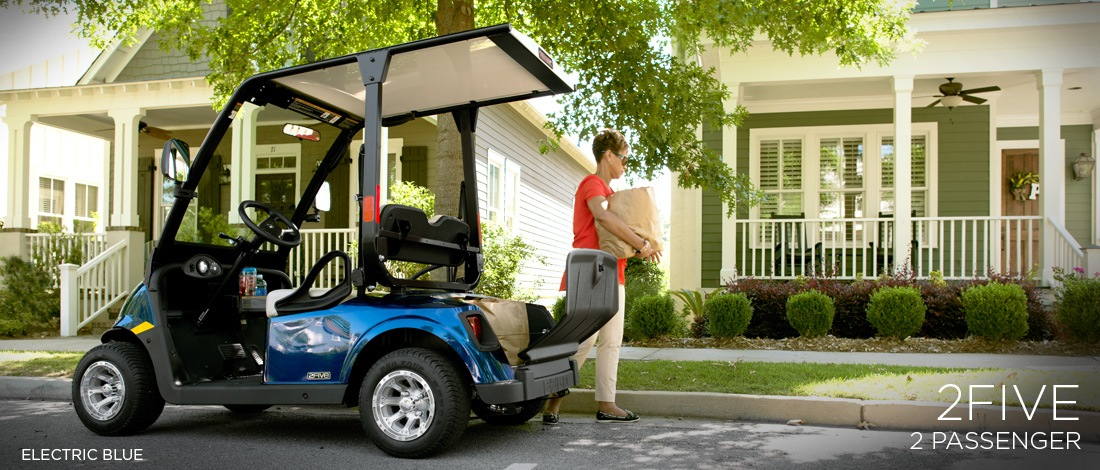 2017 E-Z-Go Personal 2Five 2 Passenger in Webster, Texas