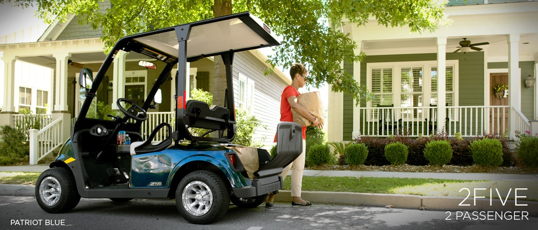 2017 E-Z-Go Personal 2Five 2 Passenger in Texas City, Texas