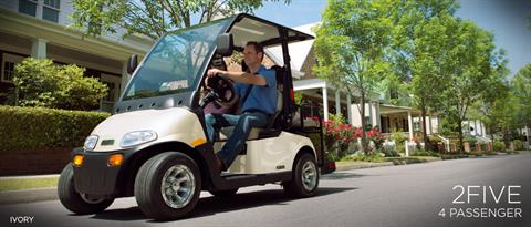 2017 E-Z-Go Personal 2Five 4 Passenger in Webster, Texas